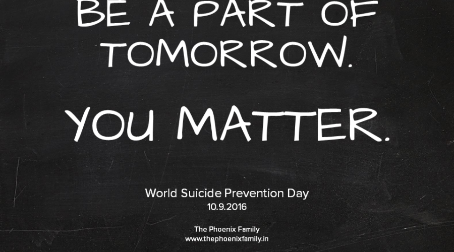 World Suicide Prevention Day 2016